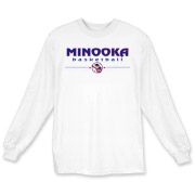 MINOOKA basketball Long Sleeve T-Shirt