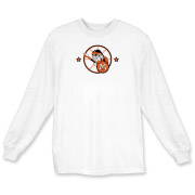 Minooka HS (logo) Long Sleeve T-Shirt