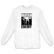 Mayan Enemy - Long Sleeve T-Shirt