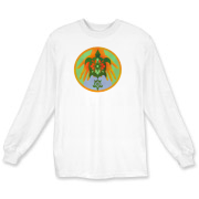 Turtle Hands Long Sleeve T-Shirt