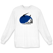 Classic white HG.org  Long Sleeve T-Shirt