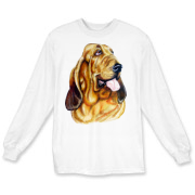 Blood Hound Long Sleeve T-Shirt