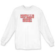 All-Star Red Long Sleeve T-Shirt