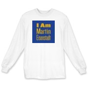 Go rogue, or go home with these Martin Eisenstadt shirts, mugs and other items.