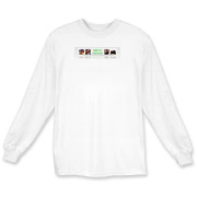 Bright Logo Long Sleeve T-Shirt