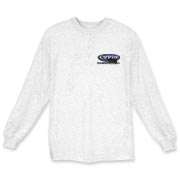 Front Logo Only Long Sleeve T-Shirt