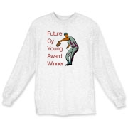 Future Cy Young Winner Long Sleeve T-Shirt