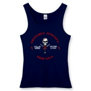 Nurse Women's Fitted Tank Top