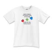 Autism Spectrum Disorder Awareness by Star Design Lady