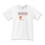 Selling Up Kids T-Shirt