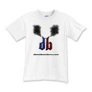 DB Smoking Kids T-Shirt