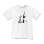 Fallen Soldiers Kids T-Shirt