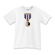 Pennies For Heroes Medal Kids T-Shirt