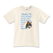 Cross Checking Kids T-Shirt