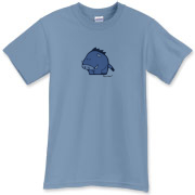 Wear this Coveman design of a cute little warthog