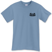 AC Grey Logo T-Shirt
