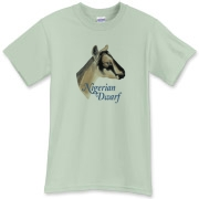 Awesome Nigerian Dairy Goat Tee. Preshrunk and high quality too! For the nigerian lover in your life!