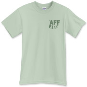 This is the official All Fur Fun 2007 tee, available in a wide selection of light colours.