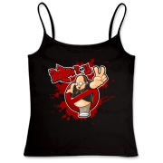 Berzerk Ball 2 Women's Fitted Camisole Tank