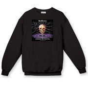 Hellferata-Arboregal, the Lorn Tree Crewneck Sweat