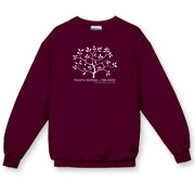 Crewneck Sweatshirt - Dark Colors