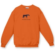 Earth Horse - Crewneck Sweatshirt