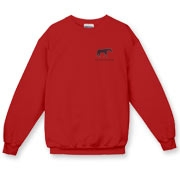 Earth Horse P - Crewneck Sweatshirt