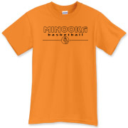 MINOOKA H.S. basketball T-Shirt