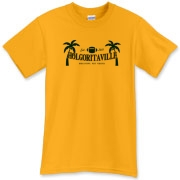The original Holgoritaville t-shirt for Mountaineer fans!