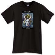 Dracu Mort & Dragon Head T-Shirt