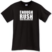 Enough Rush Basic T-Shirt