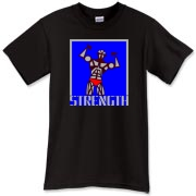 Strength Muscle Man T-shirt
