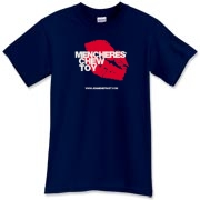 Mencheres' Chew Toy T-Shirt