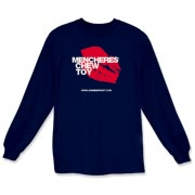 Mencheres' Chew Toy Long Sleeve T-Shirt
