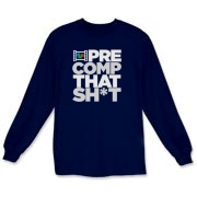 Pre Compose! Long Sleeve T-Shirt
