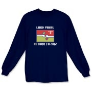 2012 Return - Long Sleeve T-Shirt
