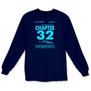 Chapter 32 Movie Poster Long Sleeve T-Shirt