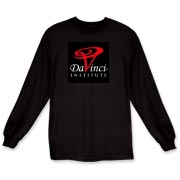 Official DaVinci Institute Products Long Sleeve T-