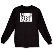 Enough Rush Basic Long Sleeve T-Shirt