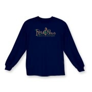 Roots & Sprouts Dark Kids Long Sleeve T-Shirt
