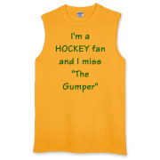 The Gumper Sleeveless T-Shirt