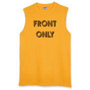 Sample Sleeveless T-Shirt