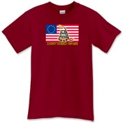 Don't Tread on me- Revolutionary T-Shirt