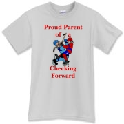 Proud of Checking Forward T-Shirt