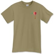 Especially for teachers, the School Apple Palmetto Moon T-Shirt features a smaller version of the South Carolina palmetto with an apple and chalkboard moon.