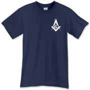 The Masonic Symbol in White