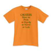 Cheaters Kids T-Shirt