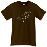 Dog a Day Leap T-Shirt
