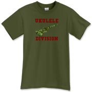 Ukulele Forces -  T-Shirt