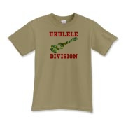 Ukulele Forces -  Kids T-Shirt